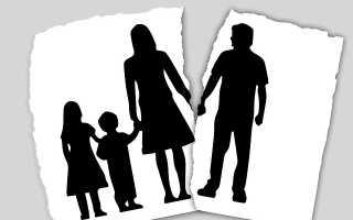 Молитва заговор при разводе