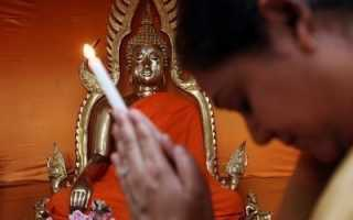 Буддийская молитва на каждый день