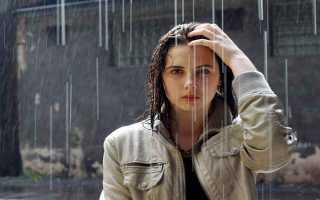 Обряд молитва чтобы пошел дождь