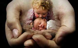 Молитва чтобы не сглазили младенца