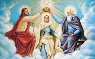 Молитва письмо богородицы