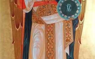 Молитва архангелу гавриилу сильная