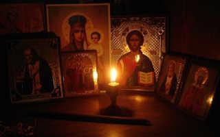 Сильная молитва от злых мыслей