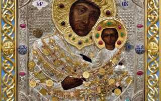 Молитва и акафист пряжевская икона божией матери
