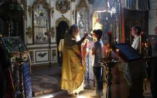 Молитва покаянная перед исповедью