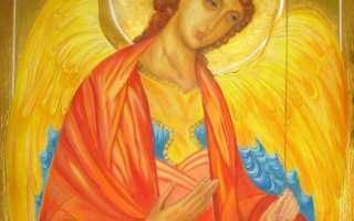 Молитва михаила архистратига грозному воеводе