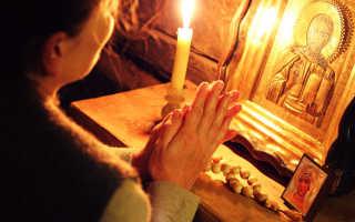 Молитва от сглаза маленьких детей