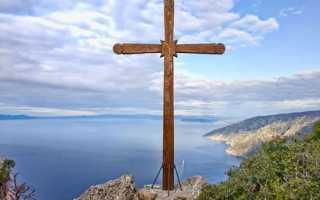 Молитва иконе божьей матери афона