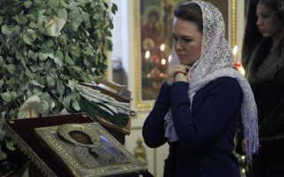 Молитва когда мужа разлюбила