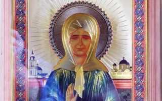 Молитва младенцу в реанимации