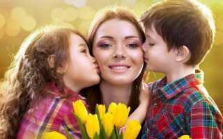 Молитва за выздоровлении мамы