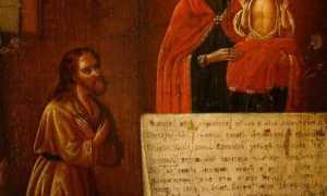 Молитва богородицы от уныния
