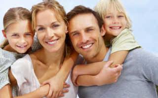 Чудотворна молитва о семье