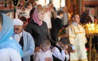 Молитва для детей плохо учащихся