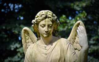 Молитва ангелу хранителю молитвослов