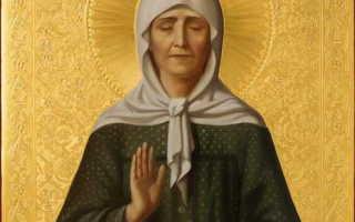Молитва матери сыну студенту