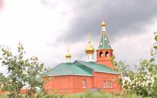 Молитва святой варвары скворчихинской