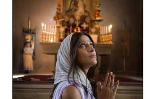 Молитва о маме для детей