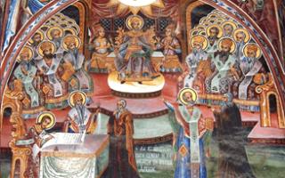 Молитва символ веры пояснение