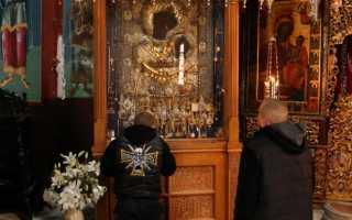 Иверская икона божьей матери в чем помогает молитва