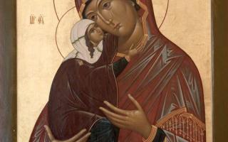 Молитва святой анны праведной зачатия