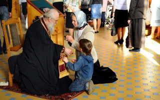 Молитва за духовного