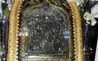 Тиносская икона божьей матери молитва