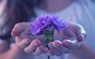 Молитва от осквернения рукоблудием для женщин
