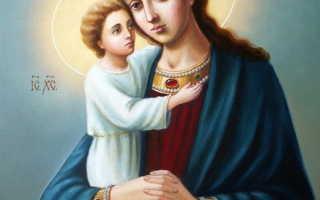 Сильная молитва о пропавших детях