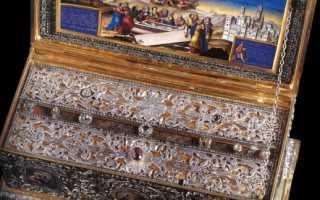 Молитва иконе поясу пресвятой богородицы