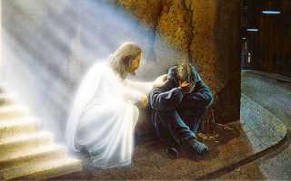 Молитва чтобы не бояться на ночь
