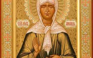 Молитва святой матроне на помощь зачатие ребенка