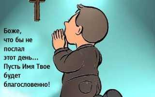 Молитва игнатия брянчанинова перед чтением