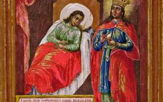 Молитва при болезнях по женски
