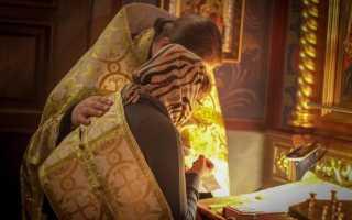 Молитва для родов кесарево сечение
