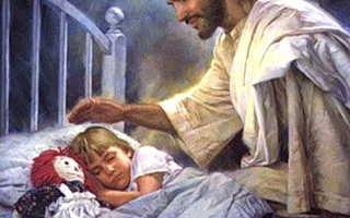 Молитва чтобы ребенок спокойно спал и не болел