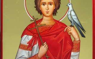 Православие точка ру молитва святому трифону