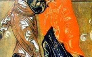 Молитва святой анне православие
